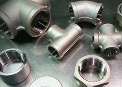 Alloy 20 Forged Threaded Fittings