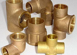 Brass Socketweld Fittings