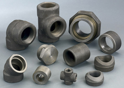 Carbon Steel A350 Forged Threaded Fittings