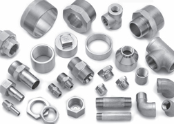 Hastelloy B2 Forged Threaded Fittings