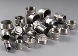 Inconel Alloy 330 Forged Threaded Fittings
