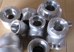 Inconel Alloy 825 Socketweld Fittings