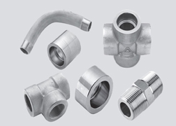 SMO 254 Forged Threaded Fittings
