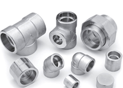 Stainless Steel 304 Forged Threaded Fittings