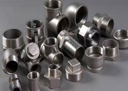 Stainless Steel 316/316L Forged Threaded Fittings
