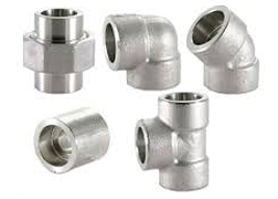 Stainless Steel 410 Socketweld Fittings