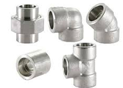 Stainless Steel 410 Forged Threaded Fittings
