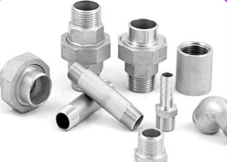 Stainless Steel 904L Forged Threaded Fittings